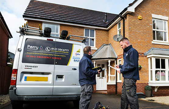 Nick Knowles DIY SOS - Perry Plumbing