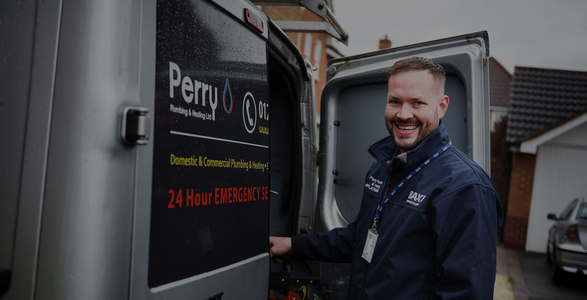 Anthony perry - perry plumbing